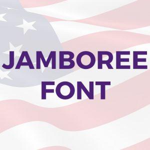 Jamboree Font 2